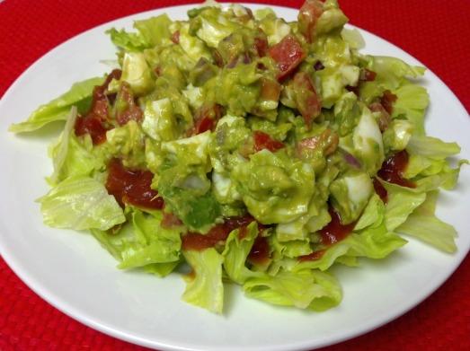 guacamole egg salad 5