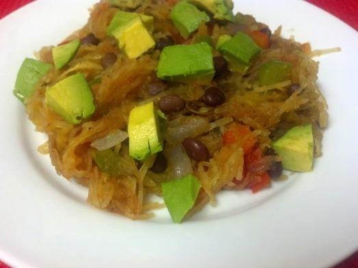 mexican spaghetti squash 2