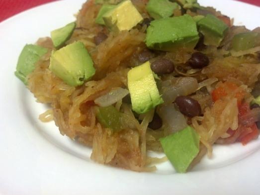 mexican spaghetti squash 4